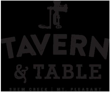 Tavern & Table Logo